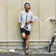 YUSUKE5のコーディネート一覧(236)です。Saturdays NYCやG-SHOCKを使った私服や着こなしを見ることができます。