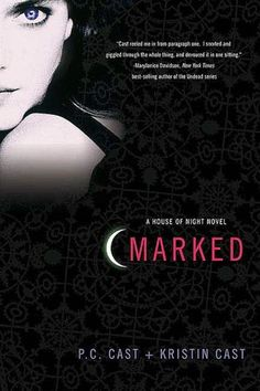 The house of night series.....love these books, its a must read!