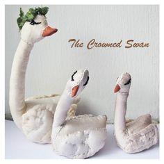 The Crowned Swan