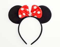 Minnie Mouse JuicyBows