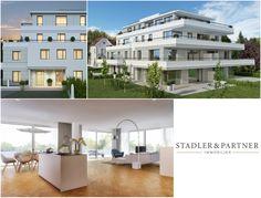 Erstbezug Riedenburg - Ansprechende 4-Zimmer-Wohnung mit Sonnen-Terrasse! Villa, Salzburg, Mansions, House Styles, Home Decor, Terrace, Old Town, Real Estate, Homes
