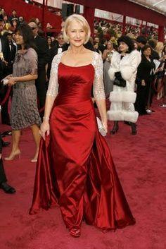 Helen Mirren - I just love her style