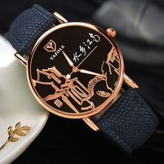YAZOLE 363 Chinese Style Retro Luminous Hand Women Watch at Banggood Lingerie Accessories, Wearable Device, Watches For Men, Women's Watches, Chinese Style, St Kitts And Nevis, Quartz Watch, Watch Women, Fashion Brand