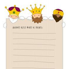 ¡Haced vuestra propia carta para los Reyes Magos de Oriente y pedir todo lo que deseéis estas Navidades! http://www.juntines.com/?idPlan=1216