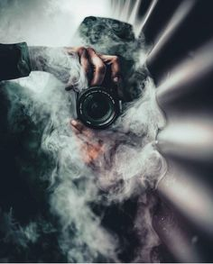 65 Ideas For Photography Inspiration Portrait Cameras Smoke Bomb Photography, Photography Editing, Creative Photography, Amazing Photography, Nature Photography, Digital Photography, Tumblr Aesthetic Photography, Passion Photography, Perspective Photography