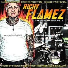 DJ FOCUZ MIXTAPES: RICHY FLAMEZ : THE BEATMASTER PT. 8