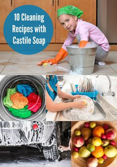 Non toxic household cleaner recipes you can make at home with - Kitchen Tips On Pinterest Baking Tips Kitchen Hacks And