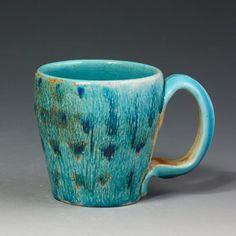 Mark Knott, Mug Soda Fired, In Tandem Gallery, www.intandemgallery.com