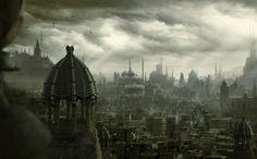 Harbon City concept