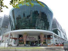 Suria Sabah, Kota Kinabalu Kota Kinabalu, Borneo, Opera House, Clouds, Places, Travel, Viajes, Destinations, Traveling