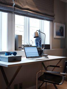 Hus Voksenkollen — Corniche Interior Design New England, Curtains, Interior Design, Furniture, Decoration, Home Decor, Fabric, Product Design, Design Interiors
