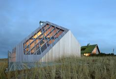 Dune House by Marc Koehler Architects - I want his but in Fire Island Pines...