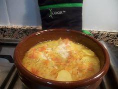Suquet de peix para personas enfermas y a dieta