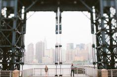 Long Island City Engagement Shoot