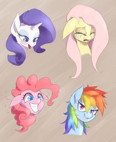 [MLP] Expression Practice by awsdeMLP