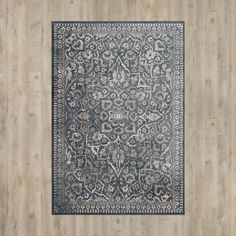 You'll love the Persian Garden Vintage Ivory/Light Blue Area Rug at Wayfair - Great Deals on all Décor  products with Free Shipping on most stuff, even the big stuff.