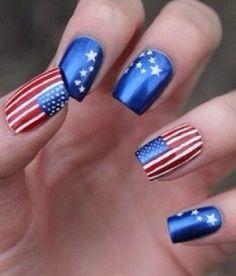 Best 4th of July Nails