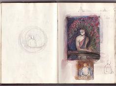 Italian Artist, Agostino Arrivabene was born in 1967, lives and works in Gradella di Pandino (CR) Italy.