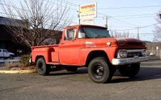 1963 Chevrolet C20 4x4