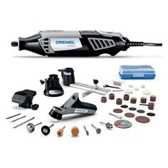 #Lowes_Canada: $99 or 29% Off: [Lowes]Dremel 4000 Series 34-Piece Rotary Tool Kit $99.00 http://www.lavahotdeals.com/ca/cheap/lowesdremel-4000-series-34-piece-rotary-tool-kit/69259