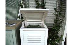Contemporary Garden Bin & Recycling Stores - Essex UK, The Garden Trellis Company