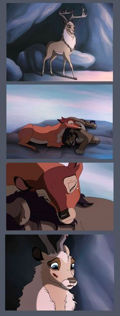 Why would someone make a Disney animal remake of this it's sad enough. Good heavens people just try to make each other cry.