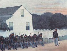 Edward Hopper Dawn Before Gettysburg 1934