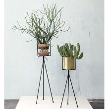ferm LIVING Plant Stands --- In need of a new look for your plants