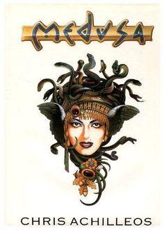 Medusa, Achilleos, Chris Hardback Book ... (20160/3/26)
