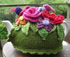 Spring Explosion Tea Cozy! | Crochet with Raymond