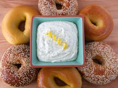 The lemon and dill in this really add an amazing punch of flavor to already to delicious cream cheese!