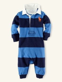 Rugby Coverall