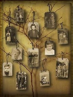 How cute is this family tree :0)