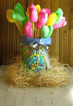 Laid Back Easter -- not a peep out of anyone - ha ha I kill me.