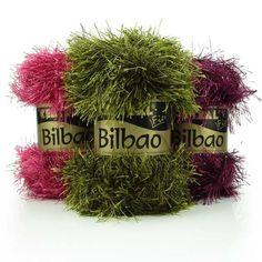 Fio Bilbao Lançamento Makro Central 2012 Composição: 100% Poliéster Contém: 80m Fabricante: Makro Central