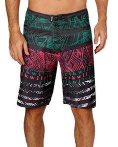 Bermuda Rikwil Journey Verde, Vinho e Preta - http://www.compramais.com.br/masculino/bermudas/bermuda-rikwil-journey-verde-vinho-e-preta/ #bermuda #modamasculina #promocao #fretegratis #oferta #surf #surfwear