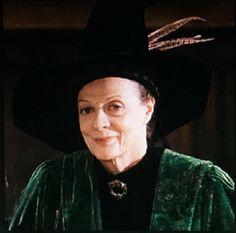 Professor McGonagall is Headmistress of Hogwarts but still teaches Transfiguration when Virgo is on maternity leave.