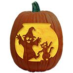 Pumpkin Carving Patterns and Free Pumpkin Carving Patterns and Stencils for your Halloween Jack O Lantern - Cauldron Capers