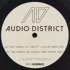 Audio District - Run Through The Streets (With Lifelike & Kris Menace)