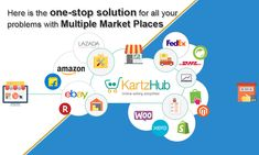 Fed up with managing multiple marketplaces? solution for problems KartzHub's Multi-channel order and inventory management software allow sales report Online Sales, Selling Online, Inventory Management Software, Count On You, Fed Up, Marketing Strategies, Platforms, Online Marketing, Counting
