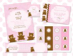 Teddy Bear Picnic ideas