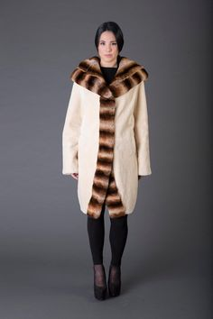 Hey, I found this really awesome Etsy listing at https://www.etsy.com/listing/487949631/luxury-giftpearl-beaver-fur-coatfur