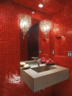 Modern Bathroom Luxurious Bright Living Rooms Design, Pictures, Remodel, Decor and Ideas