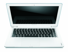 Lenovo IdeaPad U310 Ultrabook: A Thin Notebook for Less-Than-Thick Wallets - My review in Black Enterprise - $800