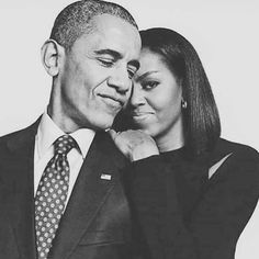 Black Love, Black Is Beautiful, Black And White, Beautiful Couple, Calin Couple, Presidente Obama, First Ladies, Michelle And Barack Obama, Gabrielle Union