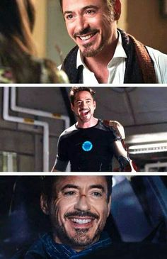 Okay just to be clear I have So Many Feelings for him after Iron man 3 I really needed these photos for his precious smile thank you