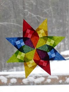 This could look sweet in different patterns or shapes - like snowflakes for Christmas