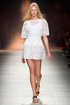 Blumarine Spring 2015 Ready-to-Wear - Collection - Gallery - Look 17 -    Le Fevrier  