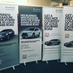Exhibition Banners, Large Format Printing, Signage, Templates, Prints, Role Models, Template, Signs