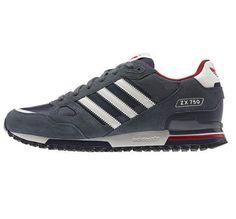 sports shoes 4fa5d 93dc6 Chaussure ZX 750 Adidas prix promo Boutique Adidas 100.00 € TTC Sport  Femme, Chaussures Homme